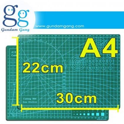 [Gundam Gang] A4 Cutting Mat 3mm thick Gunpla Self Heal Mat