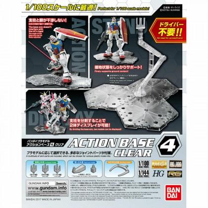 [Gundam Gang] Bandai Action Base 4