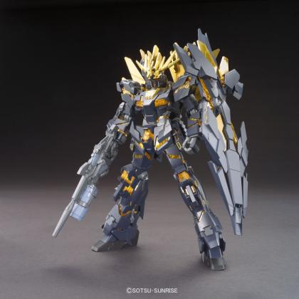 [Gundam Gang] HG Unicorn Gundam 02 Banshee Norn (Destroy Mode)