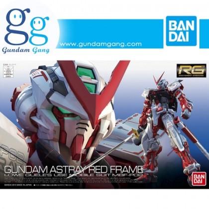 [Gundam Gang] RG Gundam Astray Red Frame