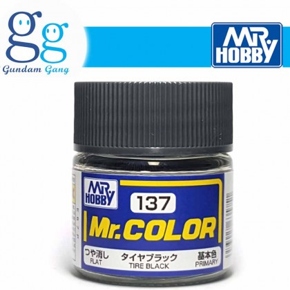 [Gundam Gang] Mr. Color Paint Black Series C2 C33 C92 C137 10ml (Deliver to West Malaysia only)