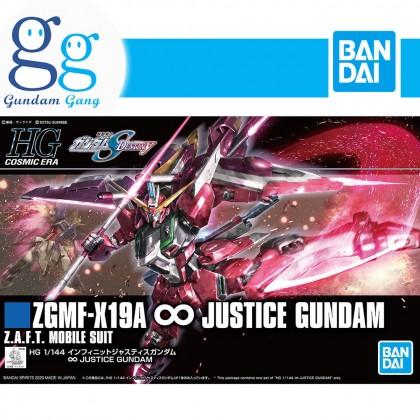 [Gundam Gang] HG Infinite Justice Gundam Seed Destiny