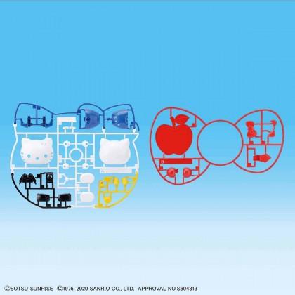 [Gundam Gang] SD Ex Standard Hello Kitty (Celebrate 45th Anniversary Hello Kitty & 40th Anniversary Mobile Suit Gundam)