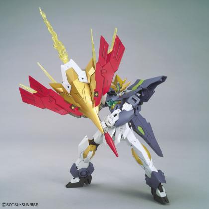 [Gundam Gang] HG BD Gundam Aegis Knight